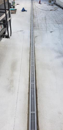 Driveway Drainage - WeatherTek, LLC | Jacksonville, FL